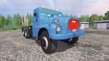 Tatra 148 v2.0 для Farming Simulator 2015
