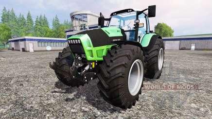 Deutz-Fahr Agrotron L730 v2.0 для Farming Simulator 2015