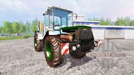 Skoda ST 180 [green] для Farming Simulator 2015