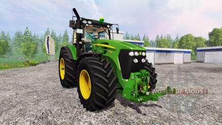 John Deere 7930 v3.0 для Farming Simulator 2015