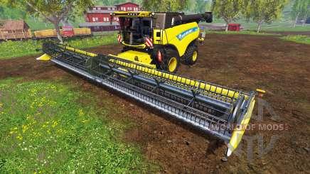 New Holland CR10.90 v1.4 для Farming Simulator 2015