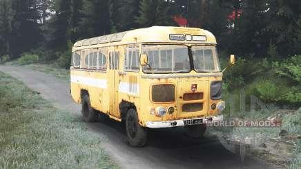 ПАЗ-3201 [03.03.16] для Spin Tires