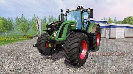 Fendt 927 Vario v0.5 для Farming Simulator 2015