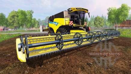 New Holland CR10.90 [self-drive] для Farming Simulator 2015