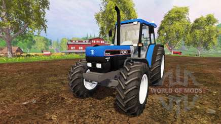 Ford 7840 для Farming Simulator 2015