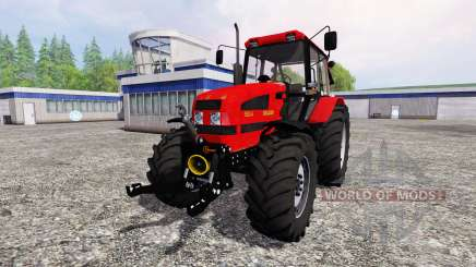 Беларус 1221.4 для Farming Simulator 2015
