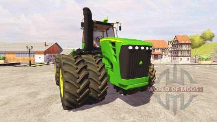 John Deere 9630 v2.1 для Farming Simulator 2013