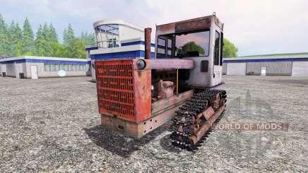 Т-4А.01 v2.1 для Farming Simulator 2015