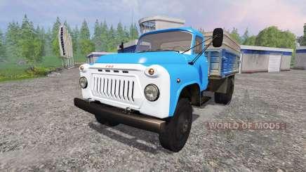 ГАЗ-52 v3.0 для Farming Simulator 2015