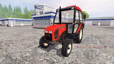 Zetor 6320 для Farming Simulator 2015