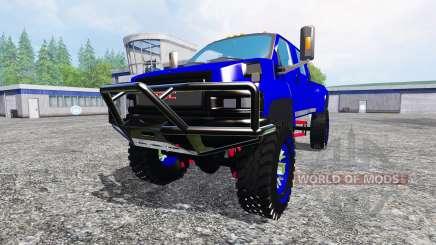 GMC C4500 TopKick для Farming Simulator 2015