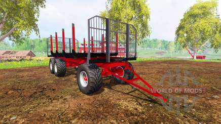 Kroger Timber v2.0 для Farming Simulator 2015