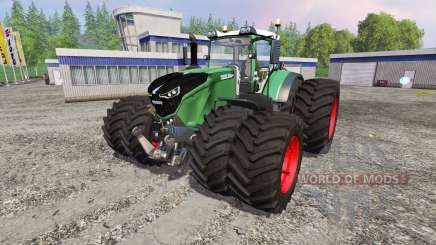 Fendt 1050 Vario [grip] v4.7 для Farming Simulator 2015