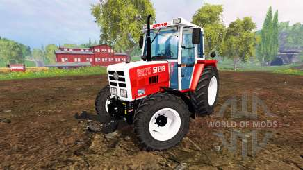 Steyr 8070A SK2 для Farming Simulator 2015