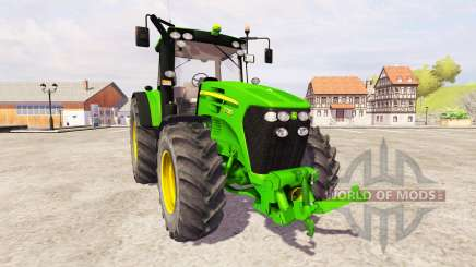 John Deere 7730 v2.0 для Farming Simulator 2013