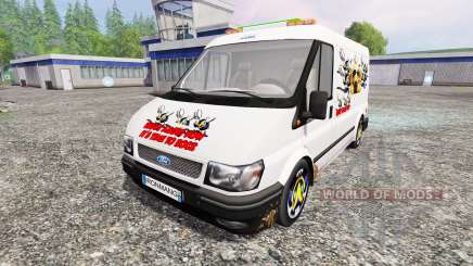 Ford Transit [party van] v2.0 для Farming Simulator 2015