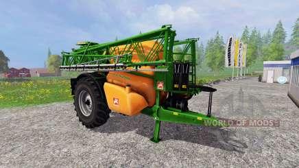 Amazone UX5200 v0.99 для Farming Simulator 2015