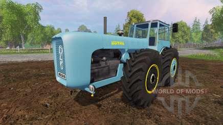 Dutra D4K B [pack] v2.0 для Farming Simulator 2015