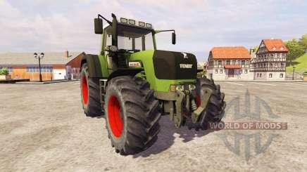 Fendt 930 Vario TMS v2.0 для Farming Simulator 2013