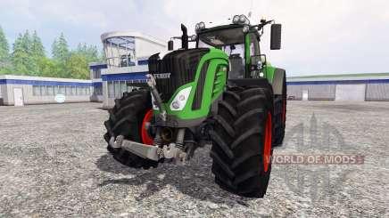 Fendt 936 Vario S4 v0.9 для Farming Simulator 2015
