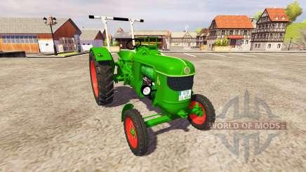 Deutz D40 v3.0 для Farming Simulator 2013
