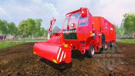 Kuhn SPV 14 XXL [red] для Farming Simulator 2015