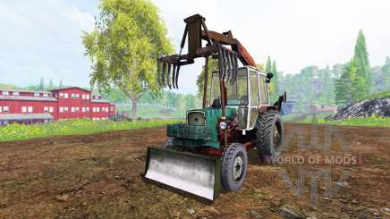 ЮМЗ-6КЛ v2.0 [грейфер] для Farming Simulator 2015