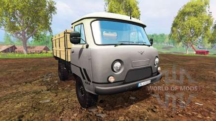 УАЗ-452Д v1.05 для Farming Simulator 2015