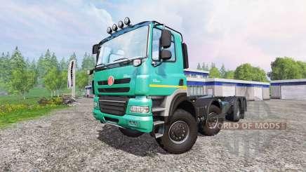 Tatra Phoenix T 158 8x8 для Farming Simulator 2015