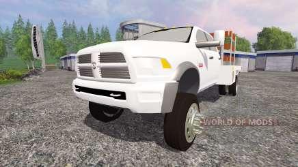 Dodge Ram 5500 2015 [stake truck] для Farming Simulator 2015