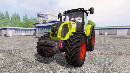 CLAAS Axion 850 [weight] для Farming Simulator 2015