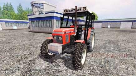 Zetor 7245 для Farming Simulator 2015