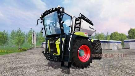 CLAAS Xerion 4000 SaddleTrac v1.6 для Farming Simulator 2015