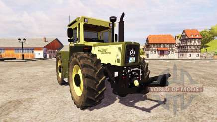 Mercedes-Benz Trac 1600 Turbo для Farming Simulator 2013