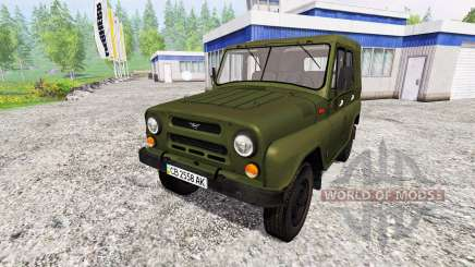 УАЗ-31512 для Farming Simulator 2015