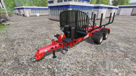 Stepa FH 13 AK для Farming Simulator 2015