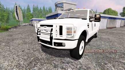 Ford F-350 для Farming Simulator 2015