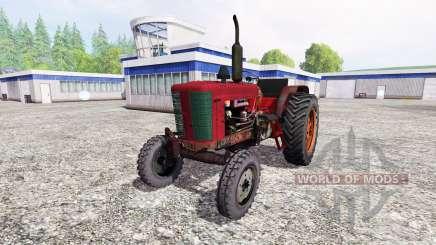 МТЗ-45 v2.2 для Farming Simulator 2015