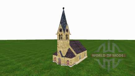 Church для Farming Simulator 2015