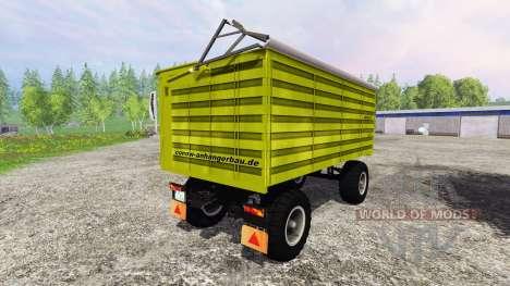 Conow HW 80 для Farming Simulator 2015