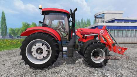 Case IH Maxxum 125 [edit] для Farming Simulator 2015