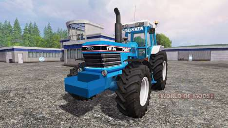 Ford TW 35 для Farming Simulator 2015