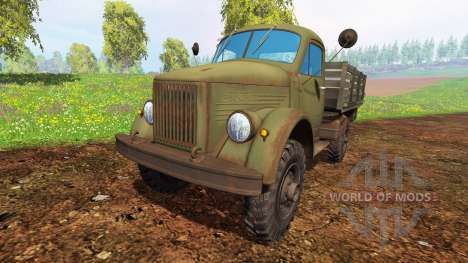 ГАЗ-63 для Farming Simulator 2015