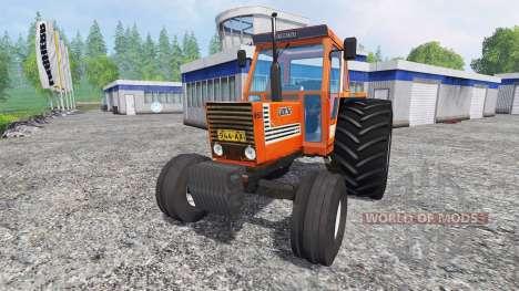Fiat 980 v1.2 для Farming Simulator 2015