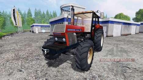 Ursus 1214 DeLuxe для Farming Simulator 2015