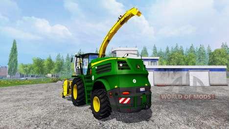 John Deere 8600i [pack] для Farming Simulator 2015