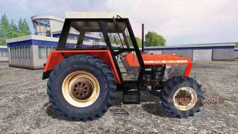 Zetor 8145 для Farming Simulator 2015