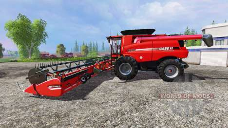 Case IH Axial Flow 9230 для Farming Simulator 2015