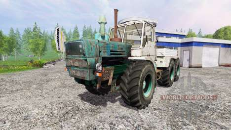 Т-150К ЯМЗ-236 v1.1.2 для Farming Simulator 2015