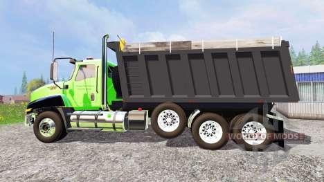 Caterpillar CT660 [dump] для Farming Simulator 2015